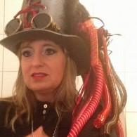 steampunck hoed (niet standaard)