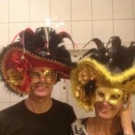 speciaal ontwerp: hoed met masker