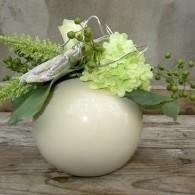bloemstuk in bolletje