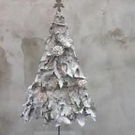 Nr 1 witte kerstboom